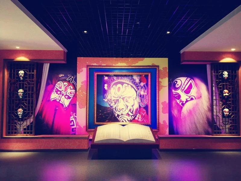 明天,雅安川剧艺术博物馆即将开馆!百余件珍品等你来赏!!