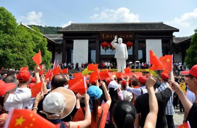 将帅故里行⑯ | 预计今年游客突破300万人次 朱德故里成为党史教育重要阵地