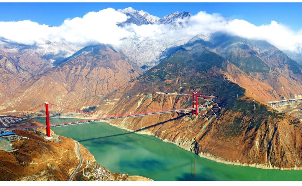 """""""川藏第一桥""""入选交通运输部试点,全省公路长大桥梁将被""""管""""起来"""