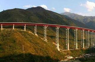 雅西高速干海子大桥维护 栗子坪至彝海段交通管制
