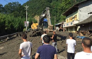 宝兴县山洪失联者确认遇难 抢险救援工作仍在继续