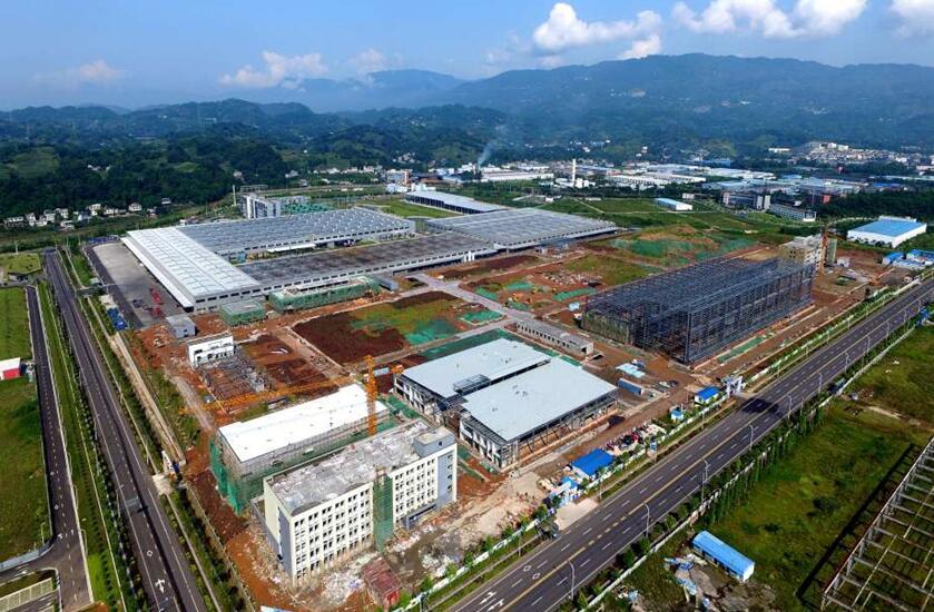 川西机器公司异地搬迁项目计划8月完成土建