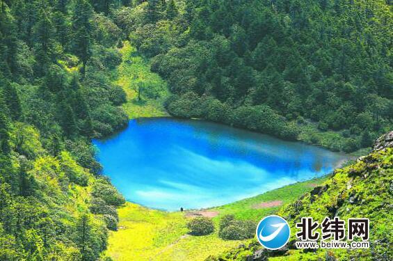大川河风景区鸳鸯池
