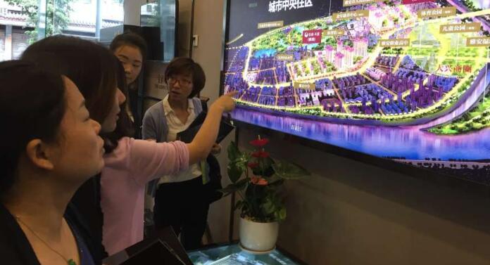 截至8月:我市城区商品房可供销售面积33.88万平方米