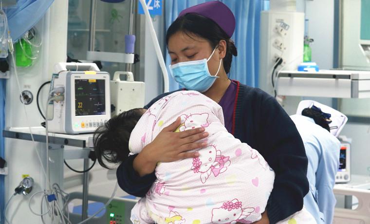 呵护患儿  共筑健康