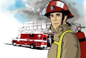 五年见证发展 雅安消防为群众保驾护航