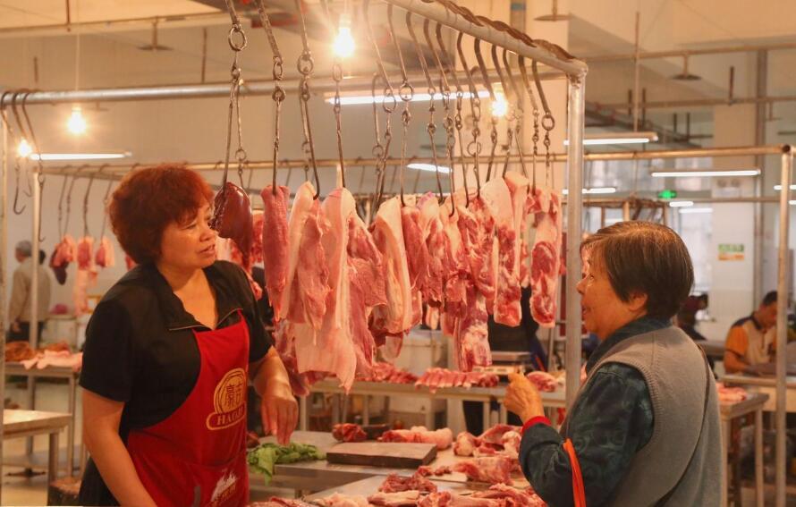 猪肉价格持续走低  主因是供求不平衡