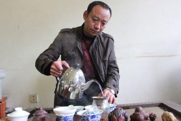 制茶大师系列:向消费者提供优质茶