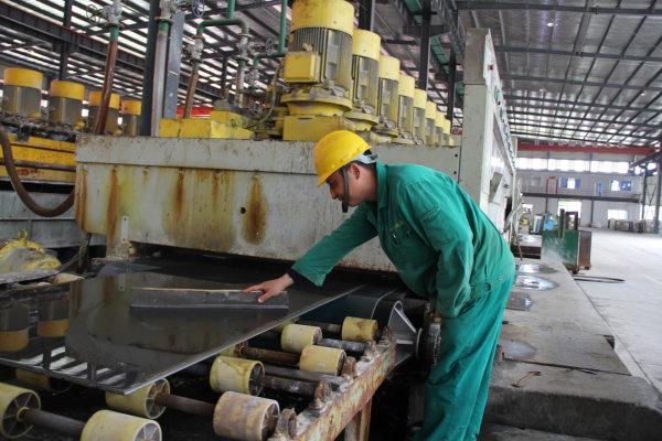 1-7月我市工业四大产业集群产值同比增长14.5%