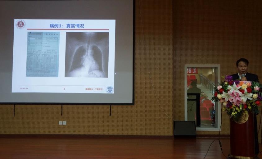 提升医学影像技术 为民提供精准诊断