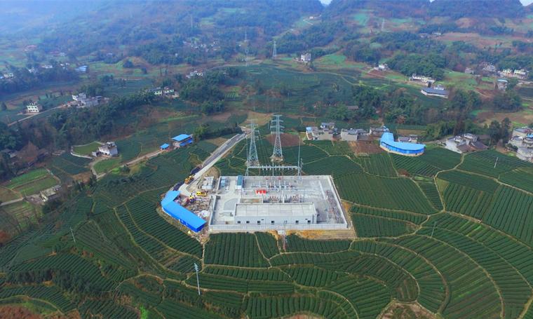"""水电消纳产业示范区试点政策  为我市绿色发展按下""""快进键"""""""