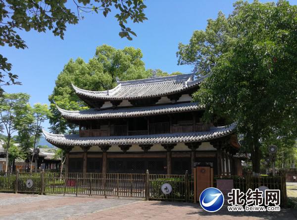 穿越汉姜古城 触摸文化瑰宝