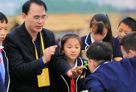 坚持绿色发展  打造成渝地区自然教育第一县
